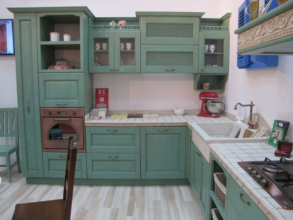 adelaparvu.com despre bucatarii provensale Professional Design (2)