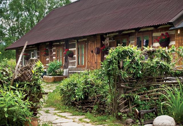 adelaparvu.com despre casa la tara Polonia (1)