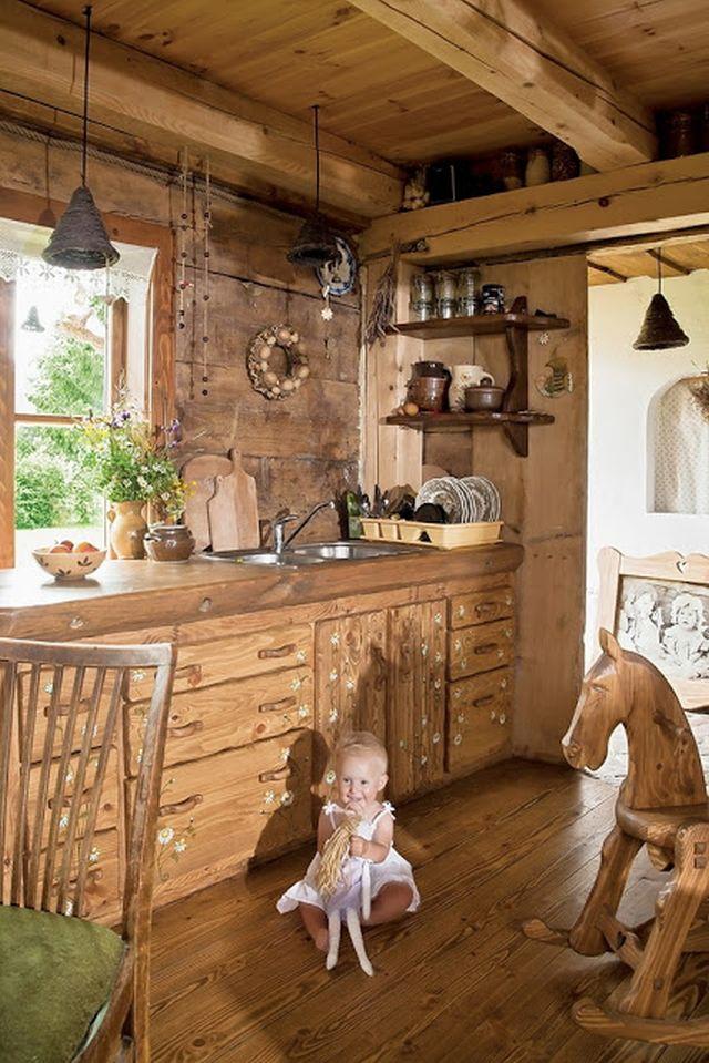adelaparvu.com despre casa la tara Polonia (13)