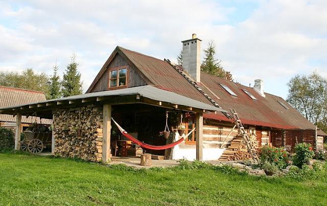 adelaparvu.com despre casa la tara Polonia (7)