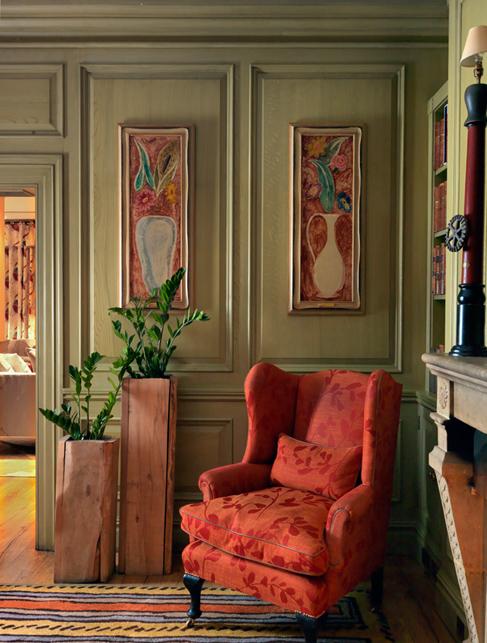 adelaparvu.com despre Charlotte Street Designer Kit Kemp (4)