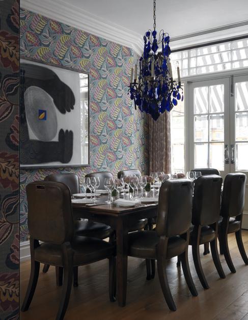 adelaparvu.com despre Charlotte Street Designer Kit Kemp (7)