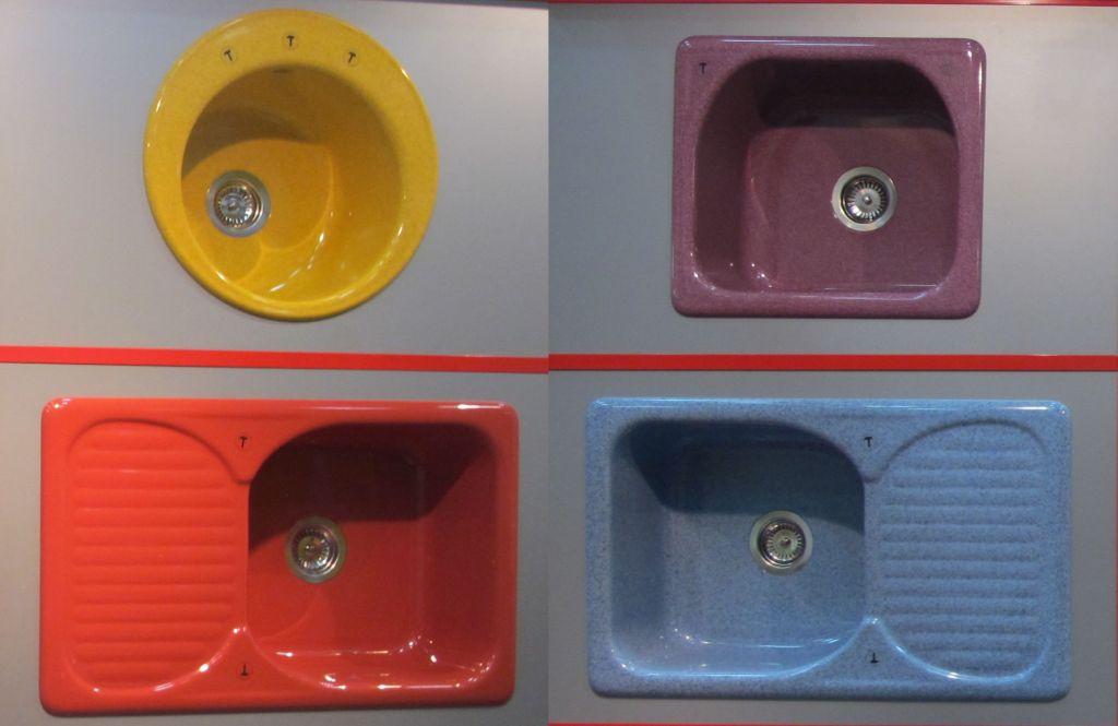 Hornbach Blat Bucatarie.Chiuvete Colorate Pentru Bucatarie Adela Parvu Interior Design