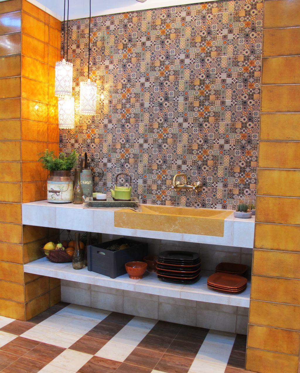 adelaparvu.com despre colectiile Mainzu Ceramica la Cersaie 2013 (1)