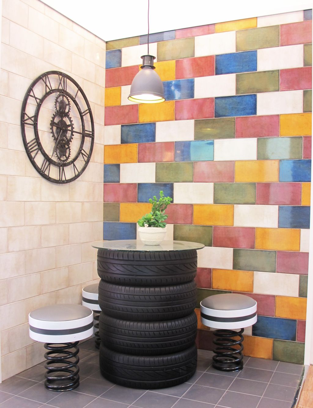 adelaparvu.com despre colectiile Mainzu Ceramica la Cersaie 2013 (14)
