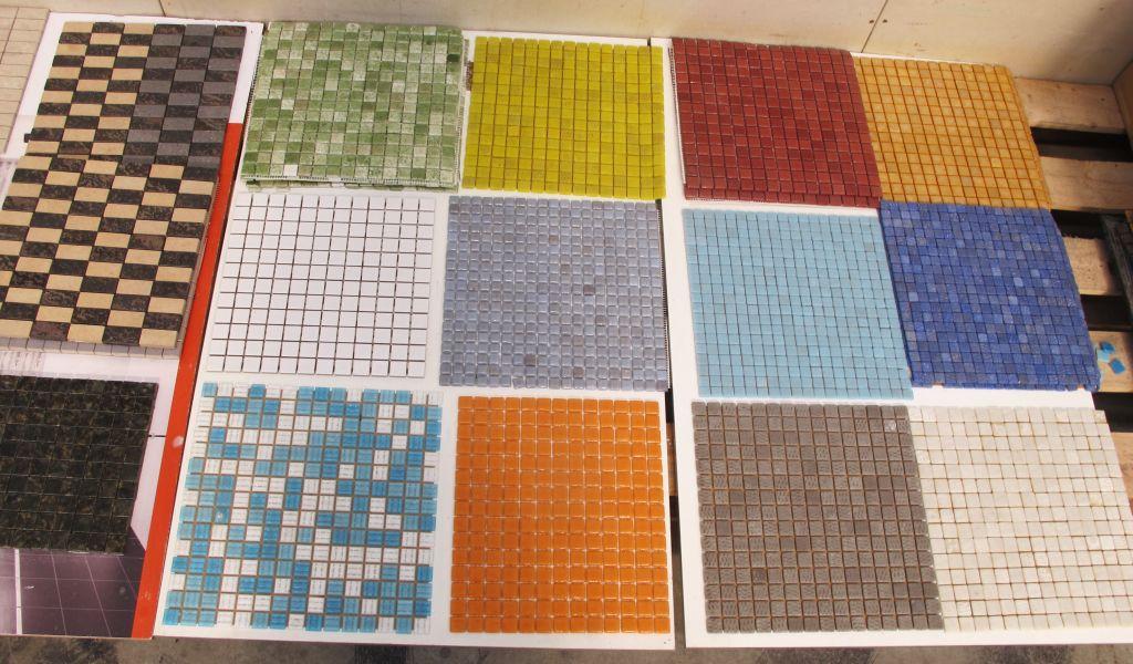 Cu cat este mai marunt mozaicul cu atat este mai migalos si dureaza mai mult pana la producerea lui