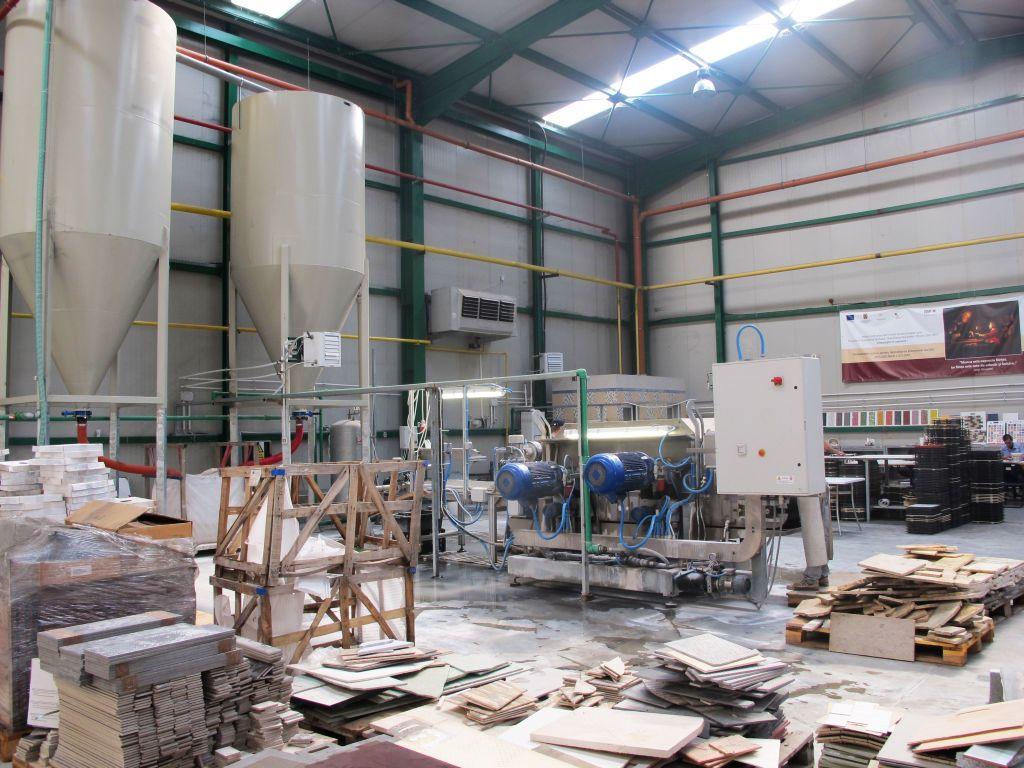 Hala Fabricii de Mozaic