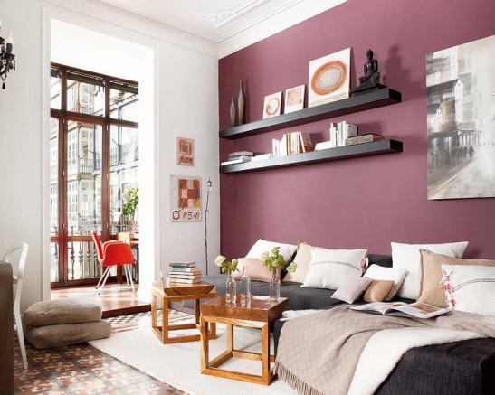 adelaparvu.com despre locuinta cu mobila wenge Esmo Interiorisme (1)