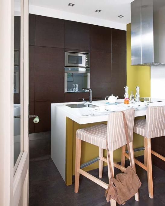 adelaparvu.com despre locuinta cu mobila wenge Esmo Interiorisme (5)
