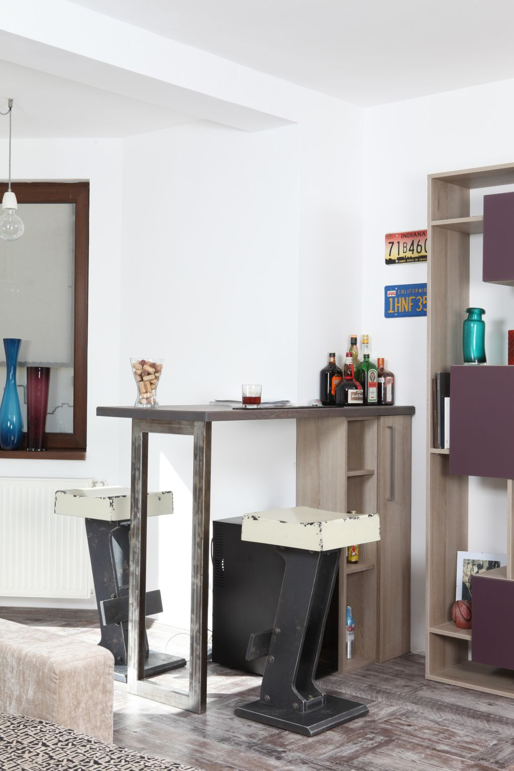 adelaparvu.com despre locuinta in stil urban designer Simona Bonea (5)