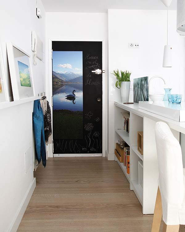 adelaparvu.com despre locuinta mica cu bucatarie deschisa designer Paloma Pacheco Foto Micasa (1)