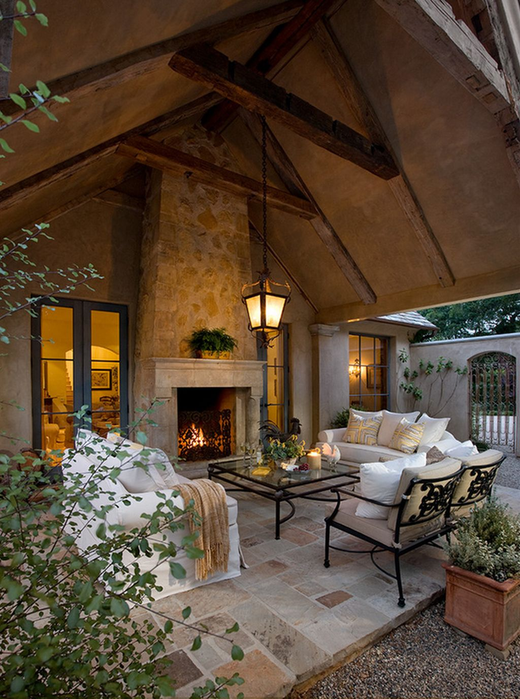 adelaparvu.com despre Olive Mill Residence Design J.Grant Design Studio Foto Jim Bartsch (1)