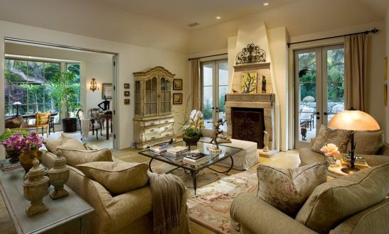 adelaparvu.com despre Olive Mill Residence Design J.Grant Design Studio Foto Jim Bartsch (5)