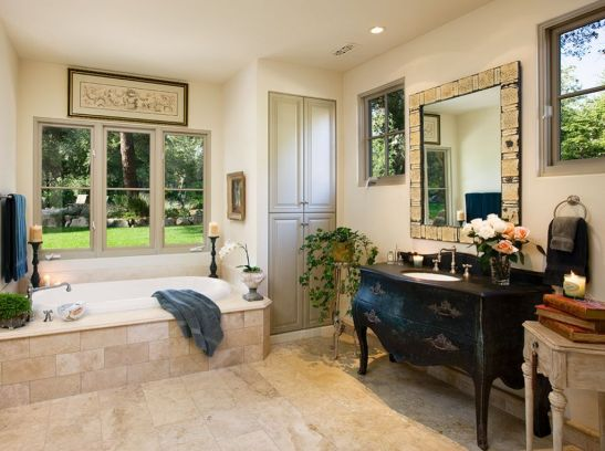 adelaparvu.com despre Olive Mill Residence Design J.Grant Design Studio Foto Jim Bartsch (7)