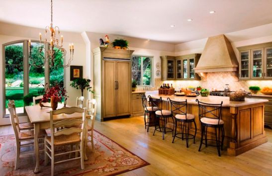 adelaparvu.com despre Olive Mill Residence Design J.Grant Design Studio Foto Jim Bartsch (9)