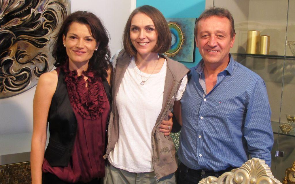 Alaturi de doi oameni deosebiti - Florentina si Dumitru Toader creatorii brandului Romina!