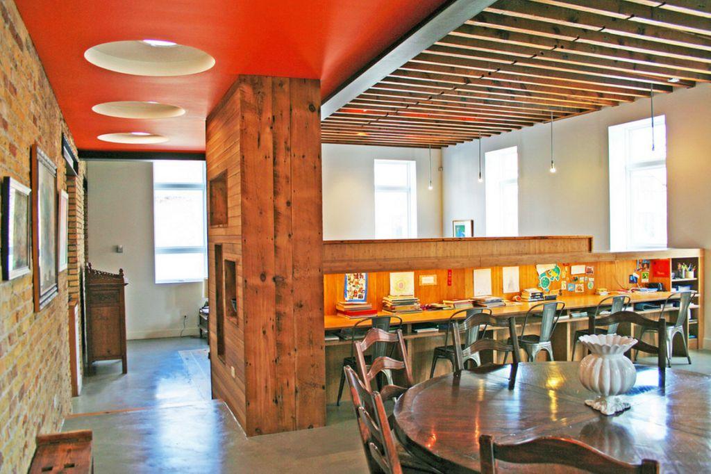 adelaparvu.com despre scoala transformata in casa Design SGW Architects (23)
