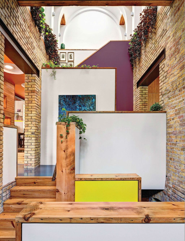 adelaparvu.com despre scoala transformata in casa Design SGW Architects (3)