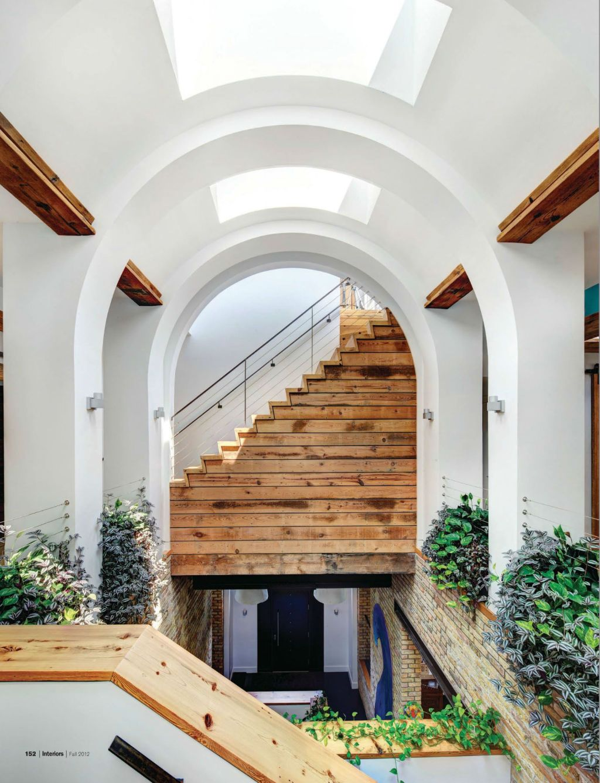adelaparvu.com despre scoala transformata in casa Design SGW Architects (7)
