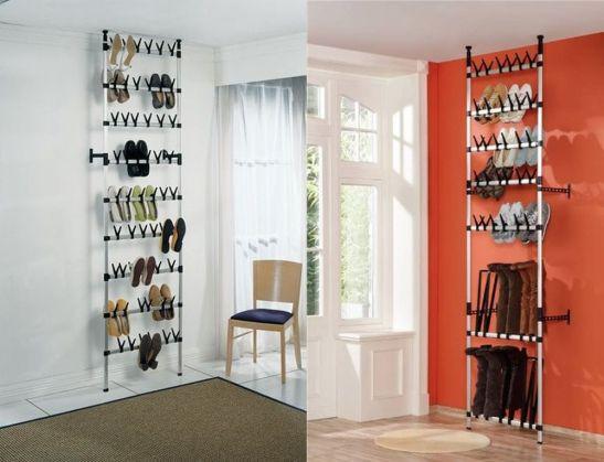 Suporturi cu fixare pe verticala care poate fi adaptate pentru pantofi si cizme. Pret si detalii AICI.