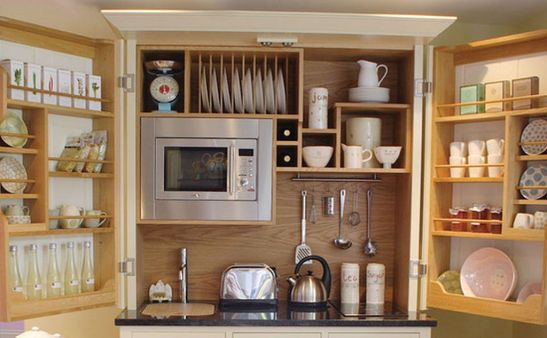 adelaparvu.com despre The Complete Kitchenette design Culshaw Bell (3)