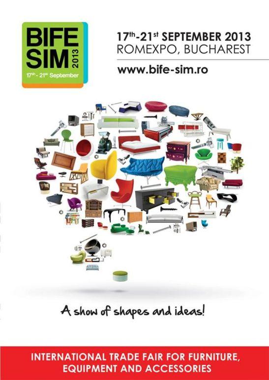 Afis BIFE SIM 2013