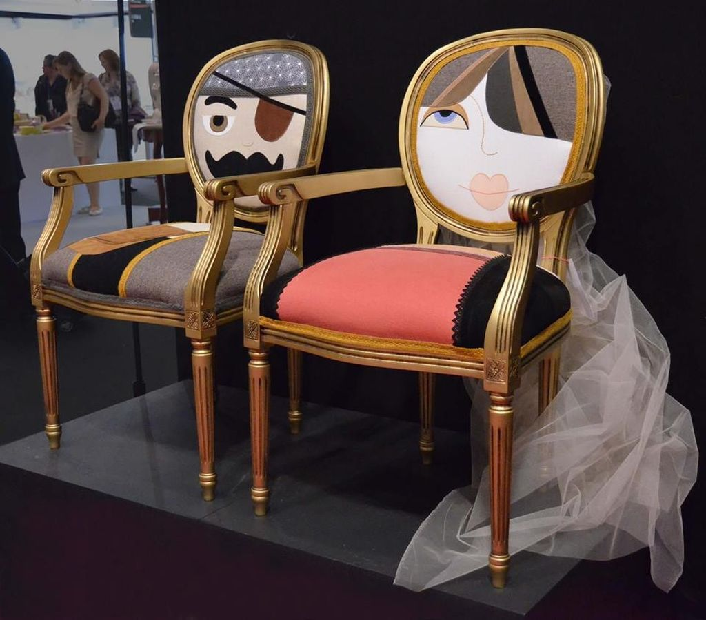 Mr Him si Ms Her designer Irina Neacsu expuse la Maison et Objet Paris