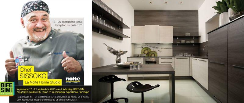 Nolte Home Studio la BIFE SIM 2013