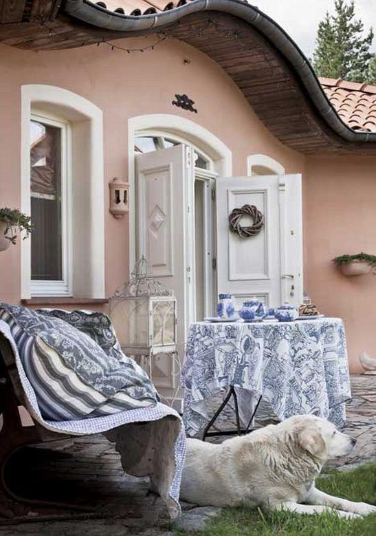 adelaparvu.com casa la tara cu interior rustic elegant Foto Rafal Lipski (3)