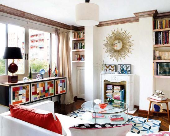 adelaparvu.com despre apartament artisti Foto Micasa (1)