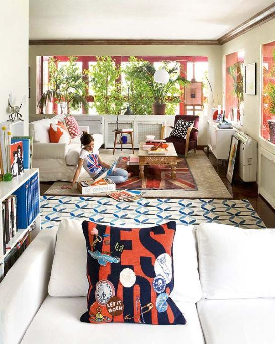 adelaparvu.com despre apartament artisti Foto Micasa (2)