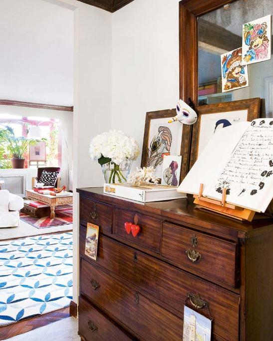adelaparvu.com despre apartament artisti Foto Micasa (4)