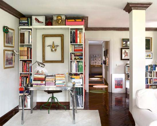 adelaparvu.com despre apartament artisti Foto Micasa (5)