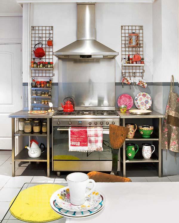 adelaparvu.com despre apartament artisti Foto Micasa (7)