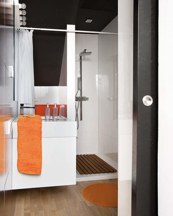adelaparvu.com despre apartament in alb si negru Foto Micasa (12)