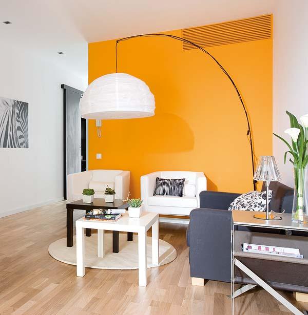 adelaparvu.com despre apartament in alb si negru Foto Micasa (2)