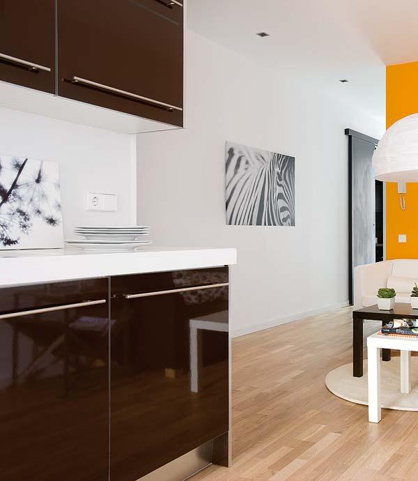 adelaparvu.com despre apartament in alb si negru Foto Micasa (3)