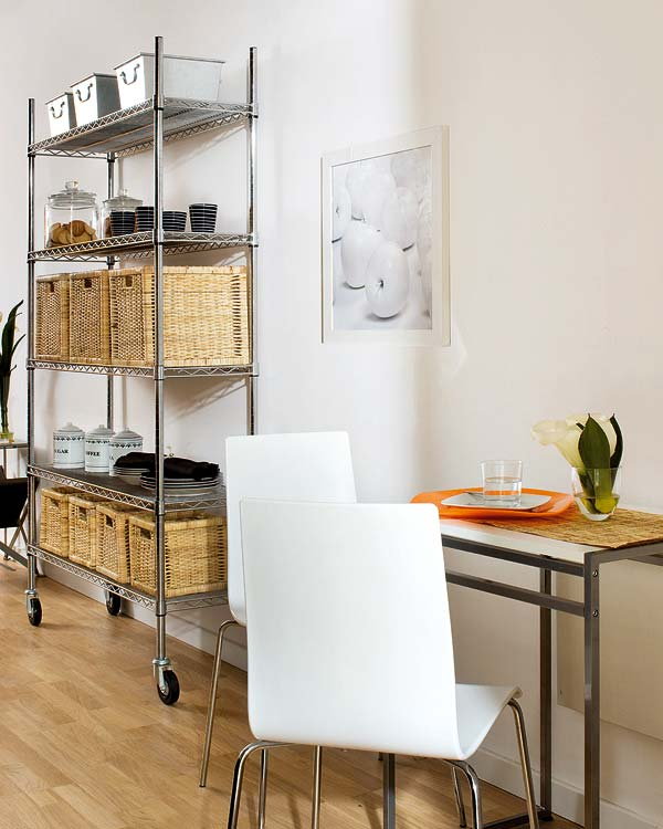 adelaparvu.com despre apartament in alb si negru Foto Micasa (7)