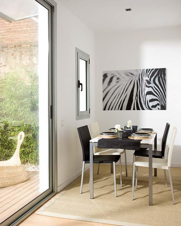 adelaparvu.com despre apartament in alb si negru Foto Micasa (8)