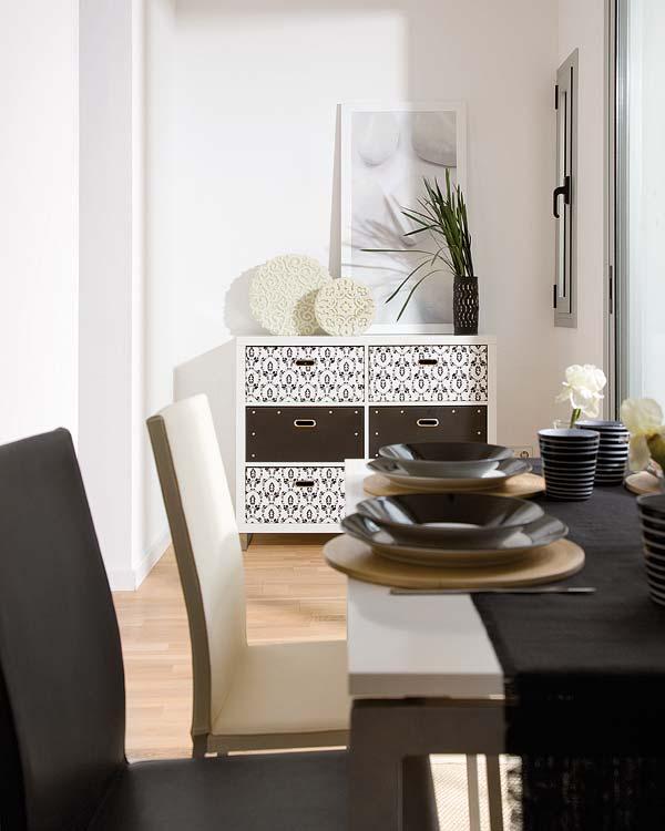 adelaparvu.com despre apartament in alb si negru Foto Micasa (9)