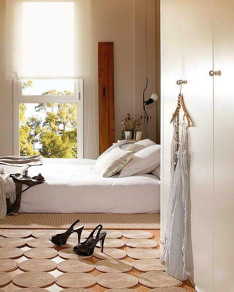 adelaparvu.com despre apartament moden gri si maro Foto Micasa (3)