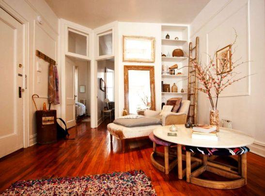 adelaparvu.com despre apartament romantic cu piese vintage (1)