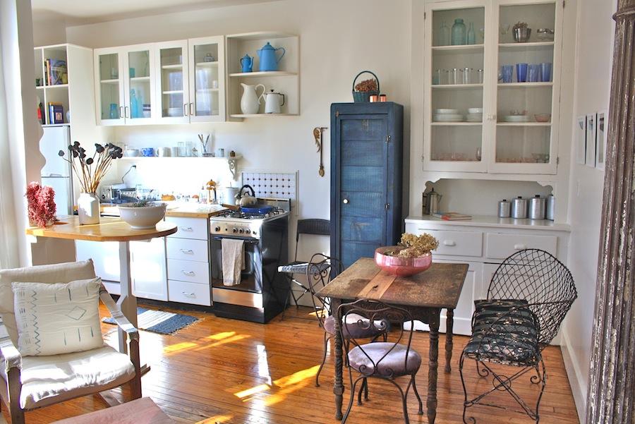 adelaparvu.com despre apartament romantic cu piese vintage (11)
