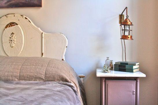adelaparvu.com despre apartament romantic cu piese  vintage 18