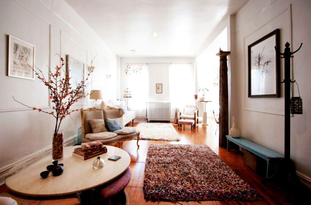 adelaparvu.com despre apartament romantic cu piese vintage (2)