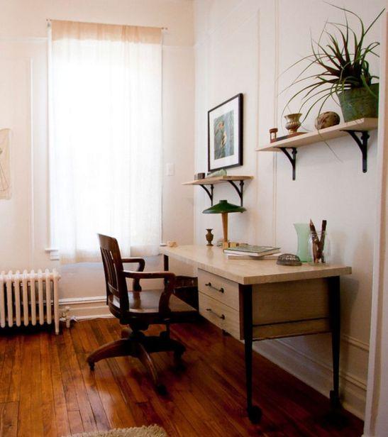 adelaparvu.com despre apartament romantic cu piese vintage (3)