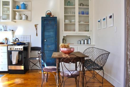 adelaparvu.com despre apartament romantic cu piese vintage (8)