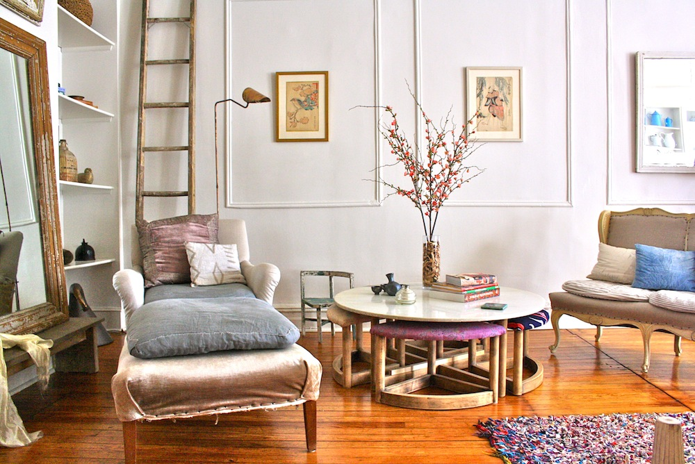 adelaparvu.com despre apartament romantic cu piese vintage (9)