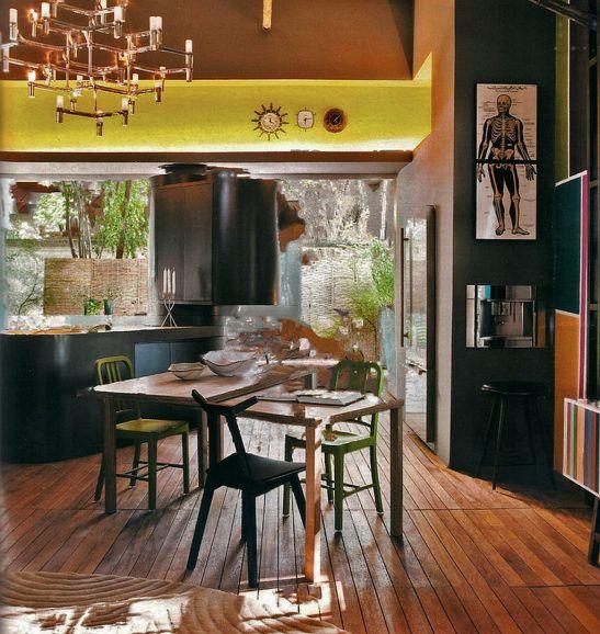 adelaparvu.com despre cabana urbana design Fabio Galeazzo (1)