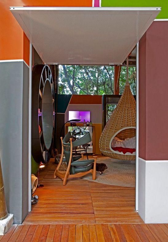 adelaparvu.com despre cabana urbana design Fabio Galeazzo (2)